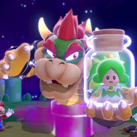 Размер файла Super Mario 3D World + Bowser's Fury на удивление мал